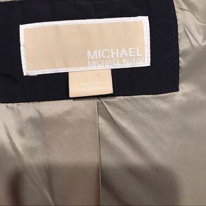 Michael Kors Jackets & Coats - NWOT Michael Kors Black Bomber Jacket